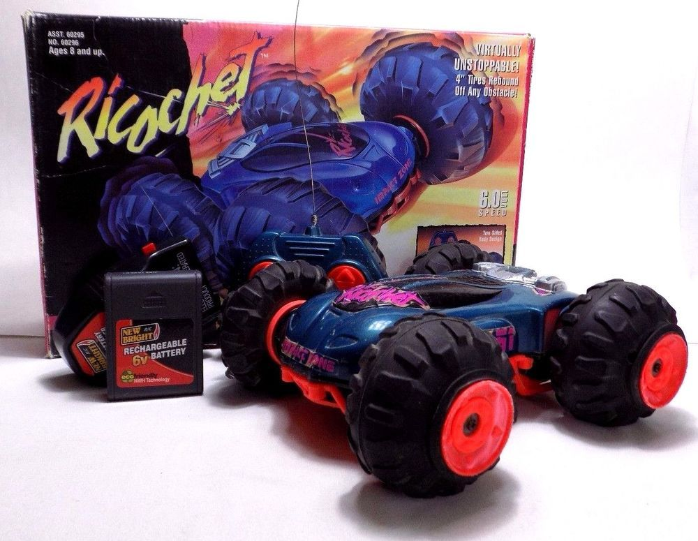 Used Cars Kenner >> Retro Kenner Ricochet RC Car Controller Battery Charger ...
