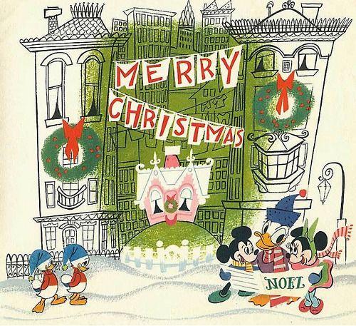 Pin By Docteur Jay On D I S N E Y Disney Christmas Cards Disney Merry Christmas Disney Christmas