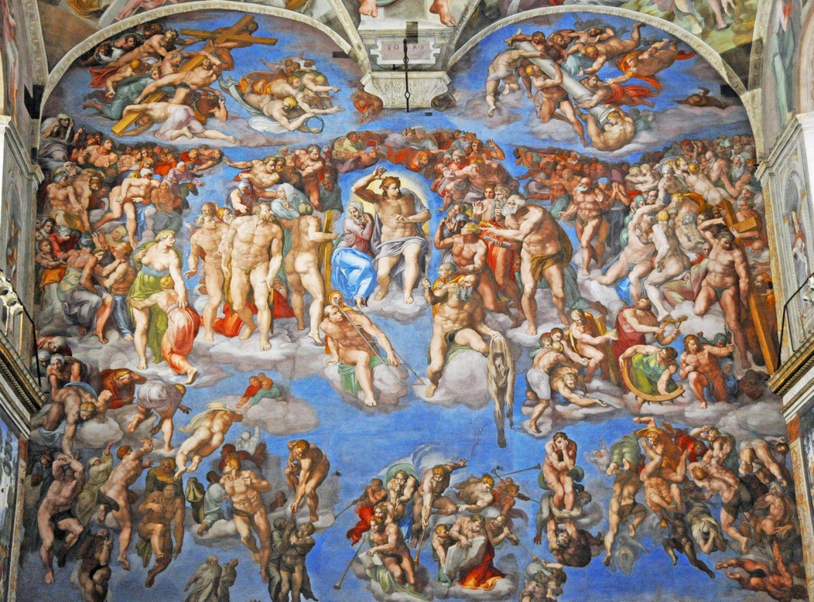 Las Obras Más Famosas De Miguel ángel Obras De Arte Producción Artística Arte