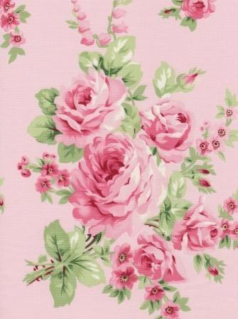 shabby prim delights papier avec des roses pinterest papier peint peindre et papier. Black Bedroom Furniture Sets. Home Design Ideas