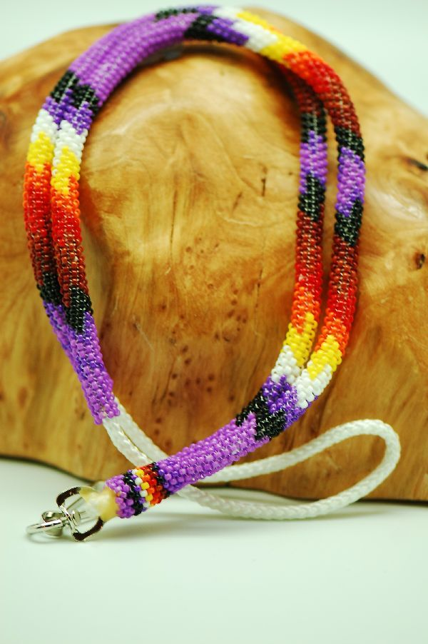 Beaded Necklace Designs Ideas