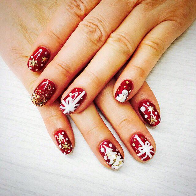Taeyeons christmas nailart nailart pinterest taeyeons christmas nailart prinsesfo Choice Image