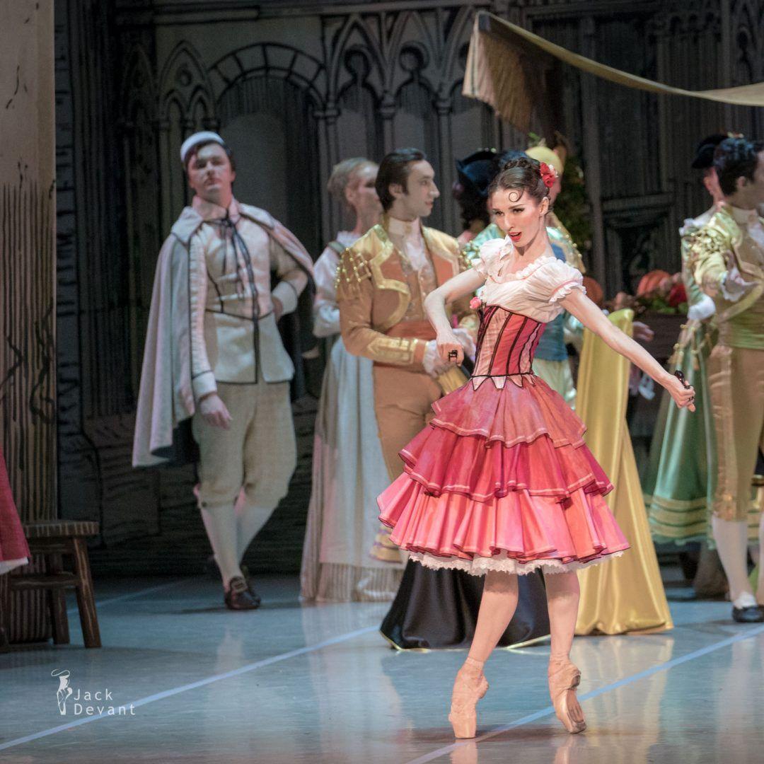 Alla Bocharova Don Quixote act 1 23 | Don quixote, Ballet