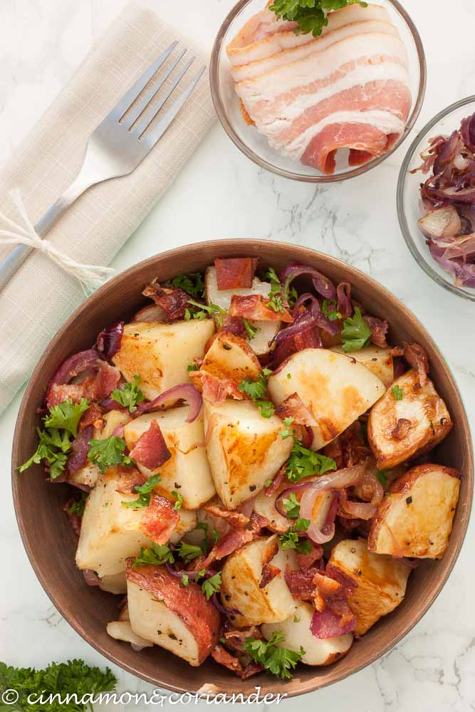 German Potato Salad Recipe With Yogurt