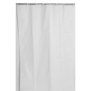 Heavy Duty White Vinyl Commercial Grade Shower Curtain Products In 2019 Vinyl Shower Curtains Curtains