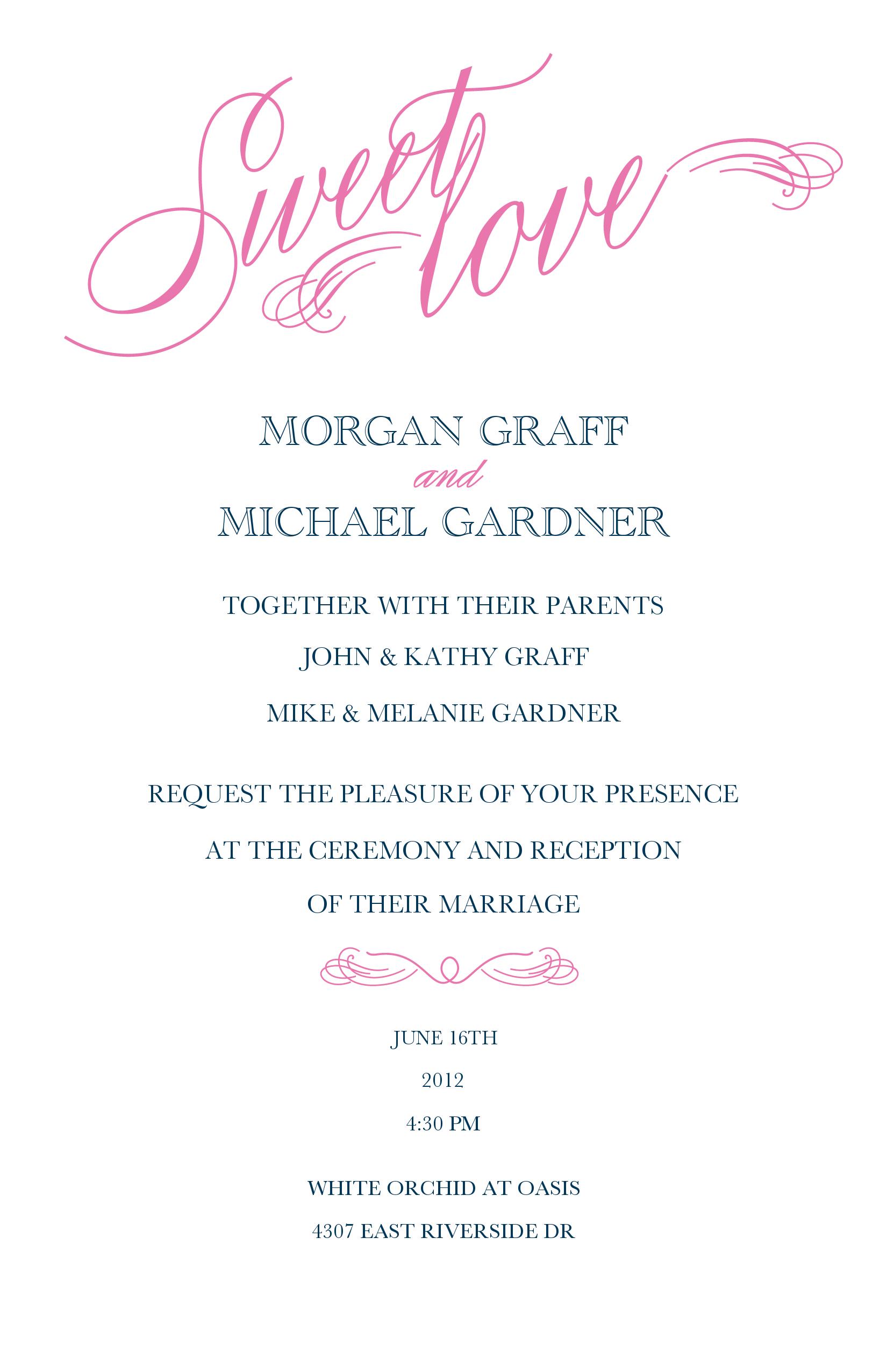 Diy wedding invitations jyl and adams wedding pinterest diy
