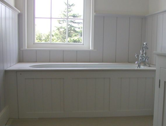 Images For Wood Panelled Bath Painted Google Search