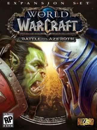 World Of Warcraft Battle For Azeroth Battle Net Key Europe World Of Warcraft Game World Of Warcraft Warcraft Game
