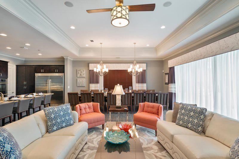 Luxury 9-Bedroom Vacation Home Rental in Orlando - Reunion Resort ...