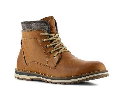 aldo aigolt boot  dsw size 95  mens boots casual boots