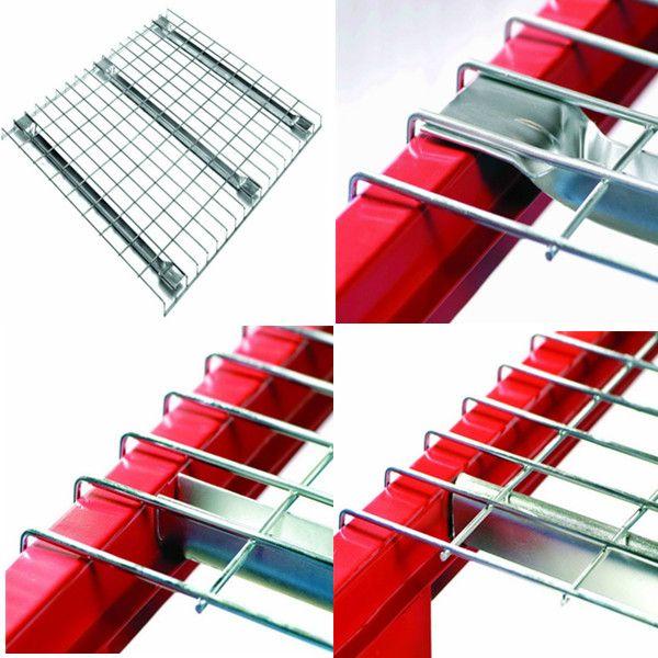 Galvanized welded wire mesh decking /wire mesh deck railing/wire ...