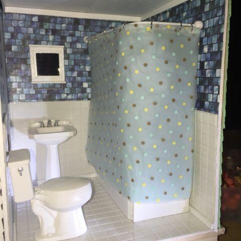 So One Thing I Definitely Wanted For My Dollhouse Bathroom Was A
