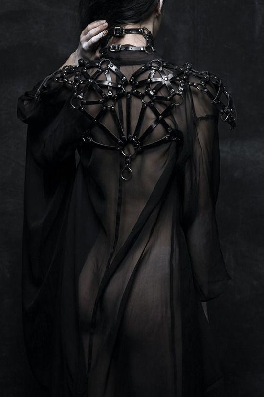 Melissa Tofton Leather SS 15