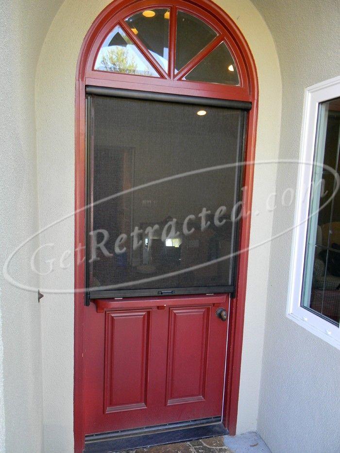 46+ Exterior dutch door with screen ideas in 2021
