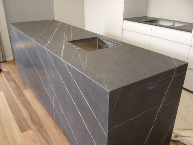 Pietra Grey Honed Newcastle By Stain Stop Pietra