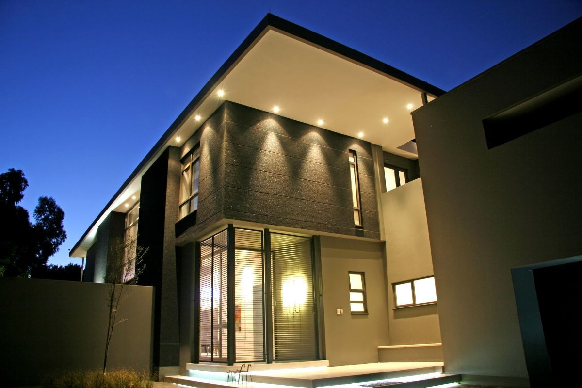 Magnificent Outdoor Lighting Design Ideas To Decorating Your Home Contemporary Exteri Modern Farmhouse Exterior House Lighting Outdoor Modern Exterior Lighting