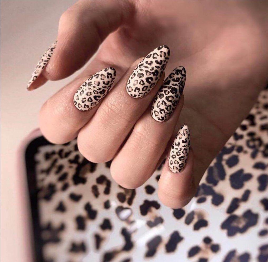 decoracion uñas animal print en 2020 | Uñas decoradas disney, Manicura de uñas, Dar en el clavo