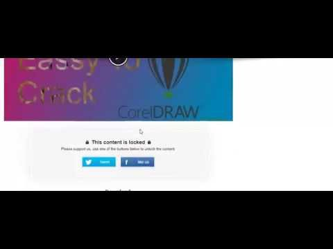 How To Download Corel Draw X9 2017 Free For Life Time With Crack