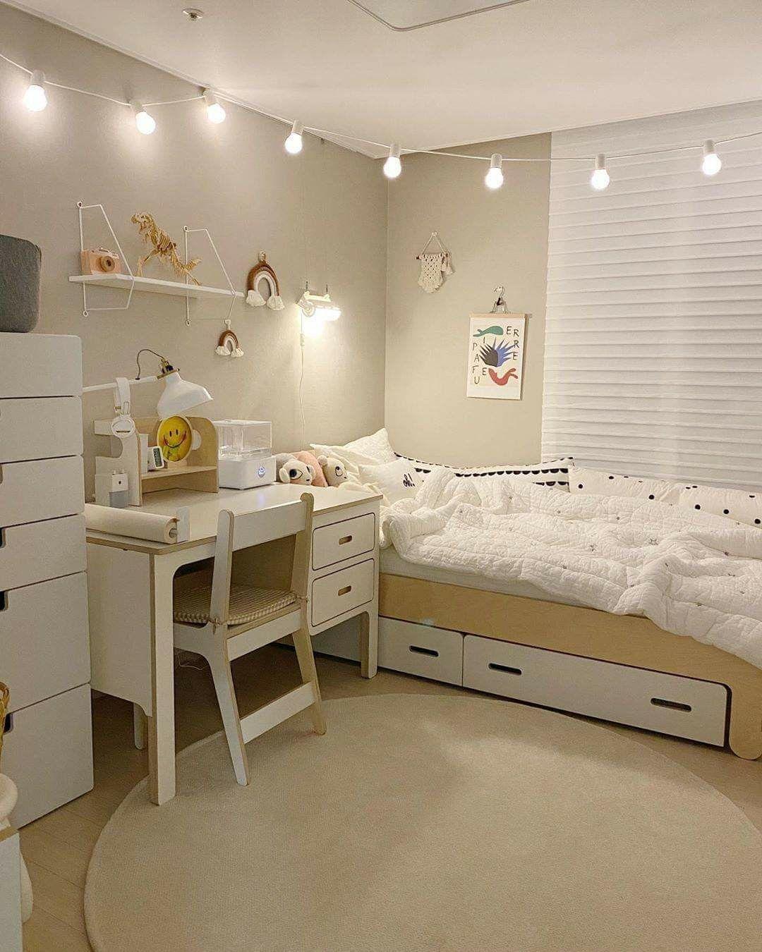 Pin Oleh Nour Nono Di Room Decorate Di 2020 Ide Apartemen Desain Interior Ide Dekorasi Kamar Tidur