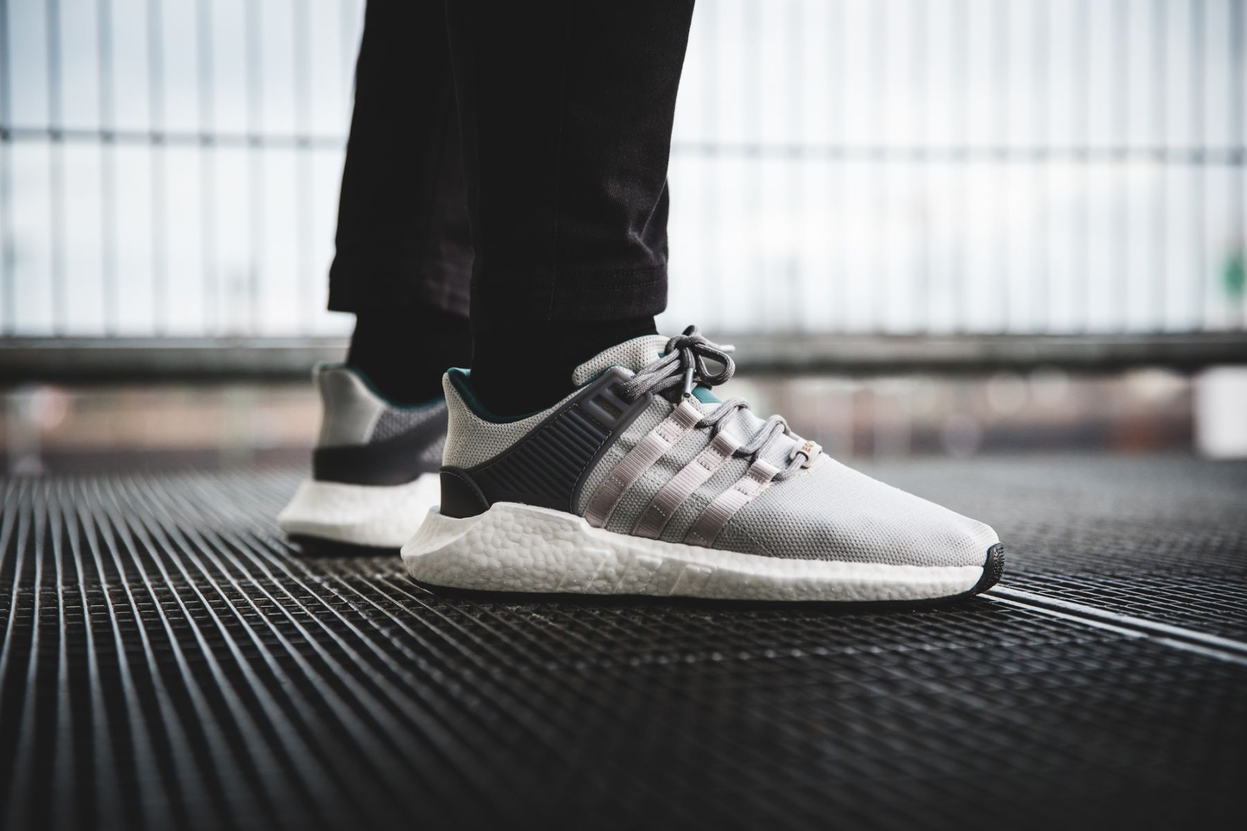 new concept 3ee16 8d1c9 adidas EQT Support 9317 Welding Pack Grey dropped yesterday. Cop or drop