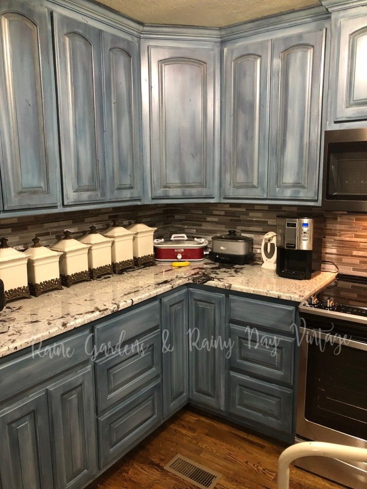 Gorgeous Kitchen Cabinets Created By Raine Gardens And Rainy Day Vintage Gorgeous Kitchens Kitchen Cabinets Kitchen