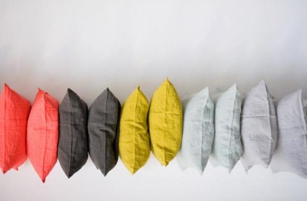 colour of cushions