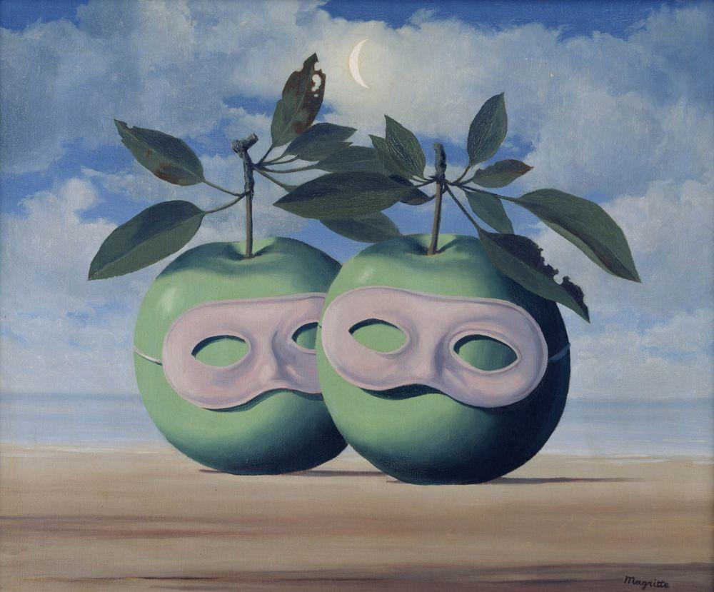 Ren magritte 1898 1967 belgium surrealism pinterest - Magritte uomo allo specchio ...