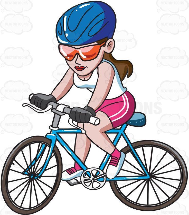 Ride A Bike Clipart Clipart Fahrrad Fahren Clipart Faire Du