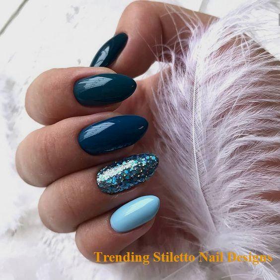 Photo of 30 GREAT STILETTO NAIL ART DESIGN IDEAS 1  #nails