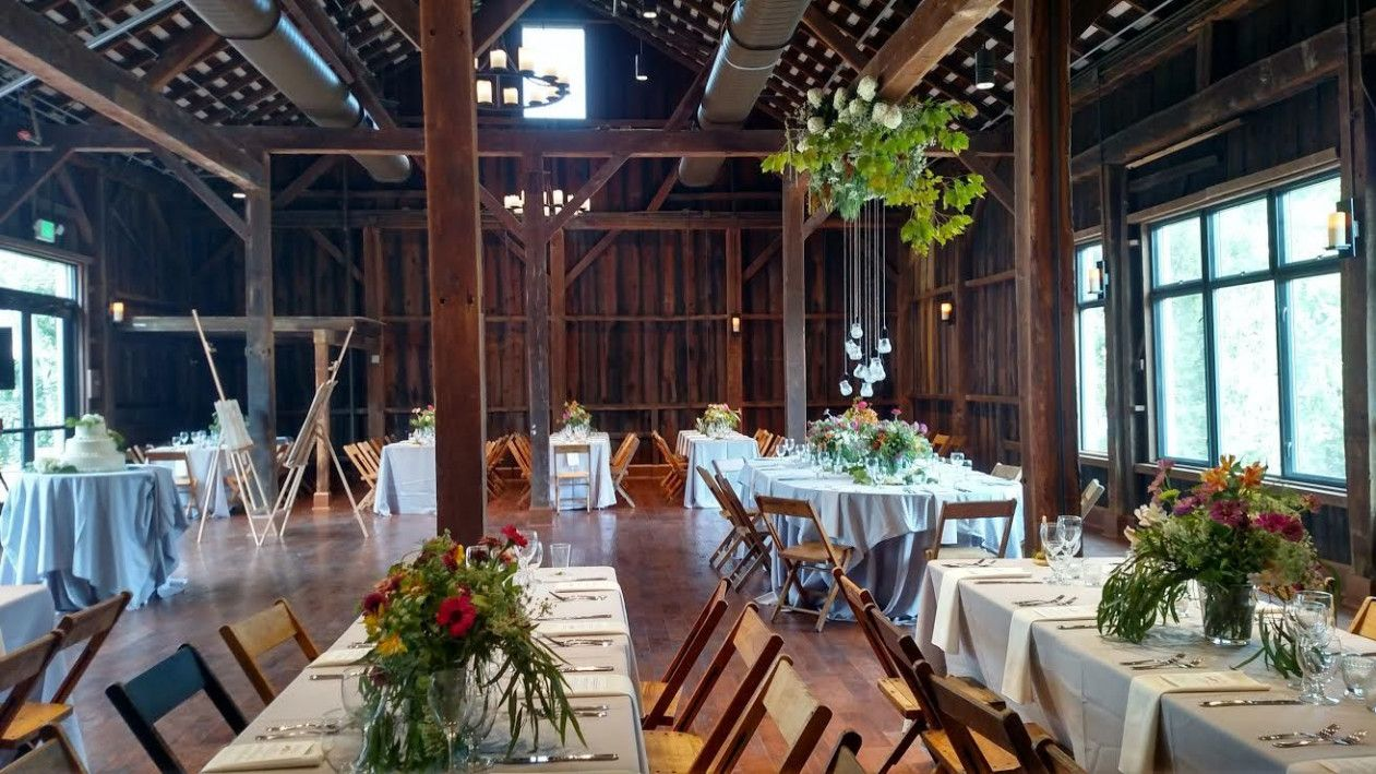 12 Things You Didn't Know About Barn Wedding Venues In ...