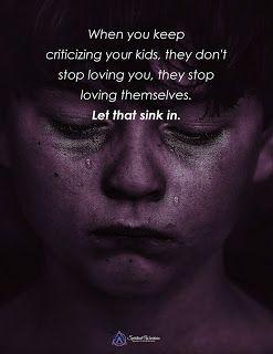 When Children Stop Loving Themselves Addictive Patterns of Behavior Develop