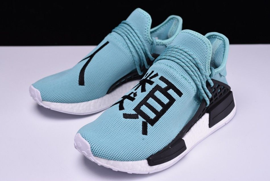 d31394c1d Pharrell Williams x ADIDAS Originals NMD Human Race TR Baby Blue Sale – Adidas  NMD Singapore