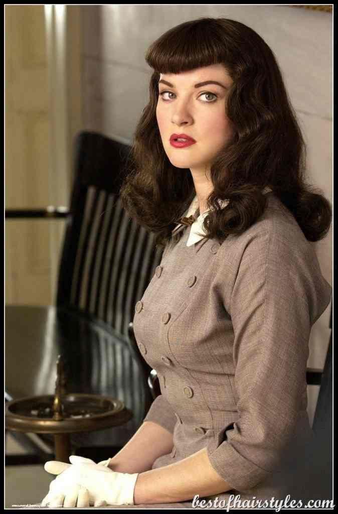 1940s Nurse Hair Styles Bangs Google Search Hair