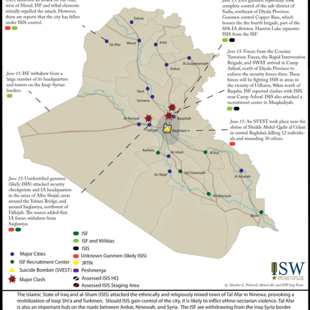 9 Maps That Show How Iraq's Borders Have Changed Throughout History