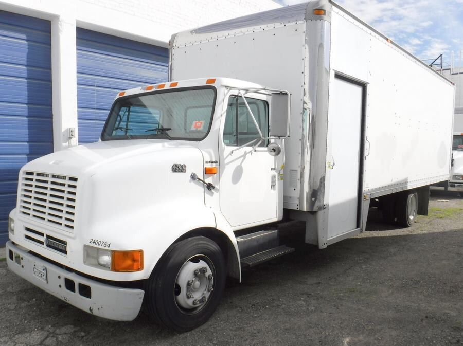 Used Box Truck Auctions