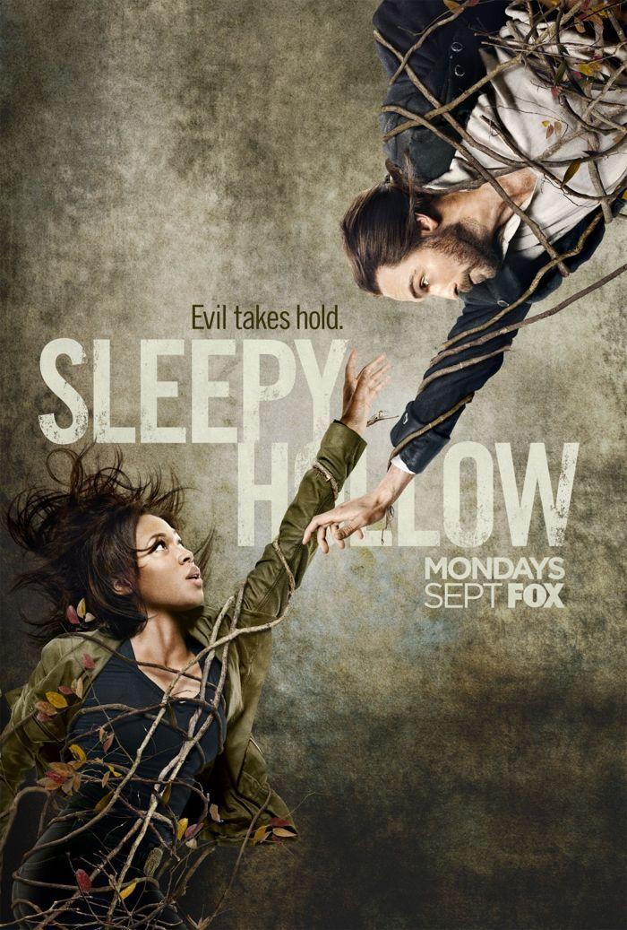 Sleepy Hollow Season 2 Poster Sleepy Hollow Series Y Peliculas Sleepy