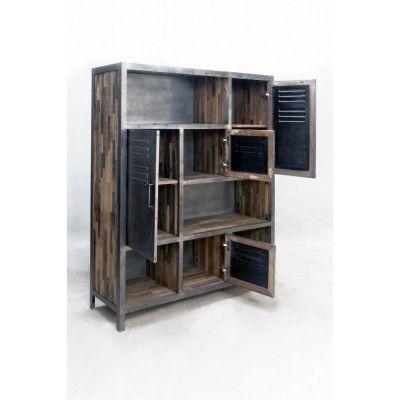 Locker Bookshelf
