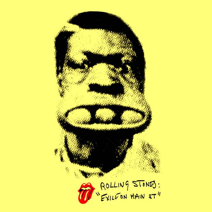 Pin by Melody Dodd on Rolling Stones and stuff | Rolling stones, Rock band posters, Music album cover