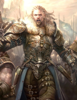 Bemikinda - Leader of the Free Cantons of Feator. He is a northman and is reportedly the best swordsman in the country,