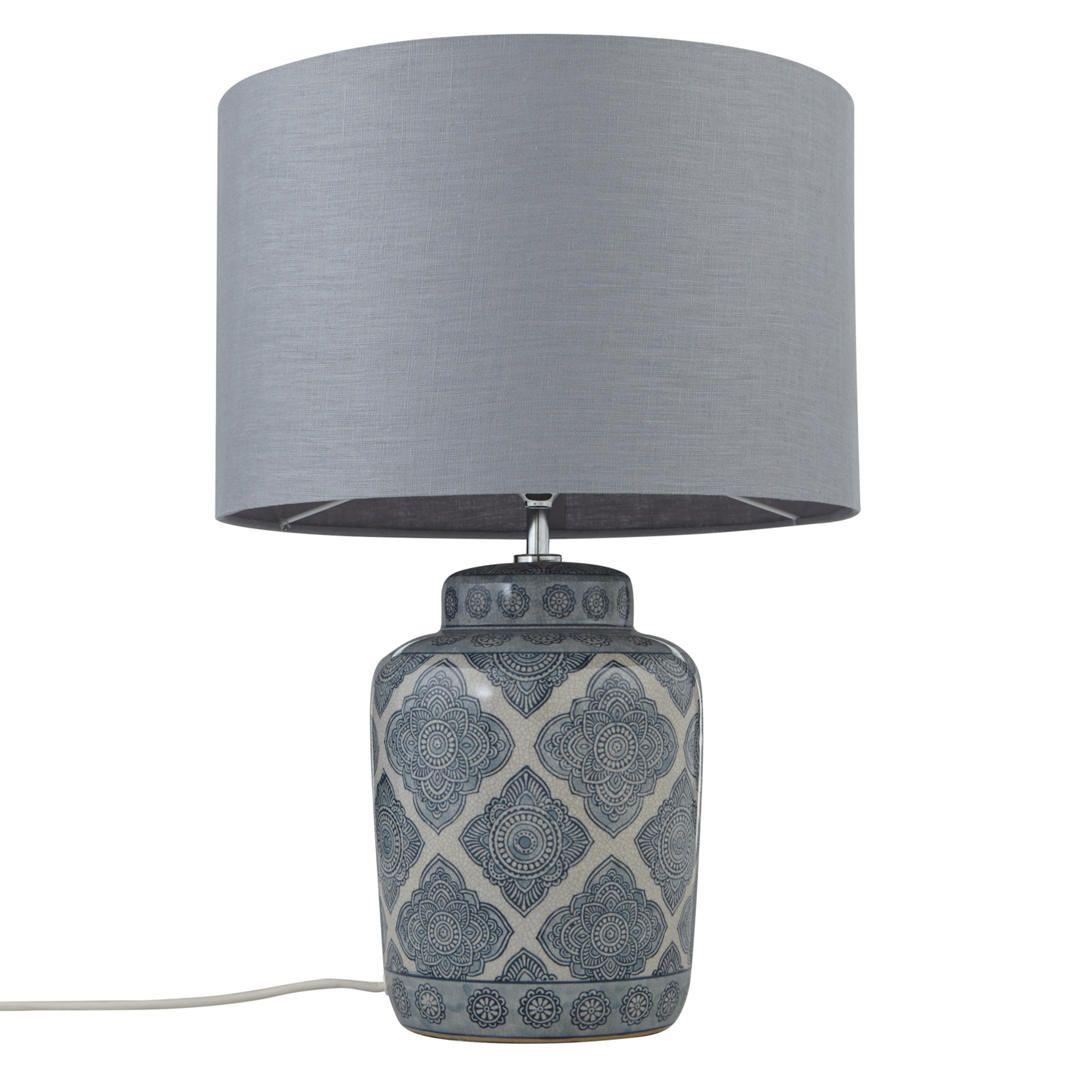 John Lewis & Partners Coraline Ceramic Lamp Base, H34.5cm