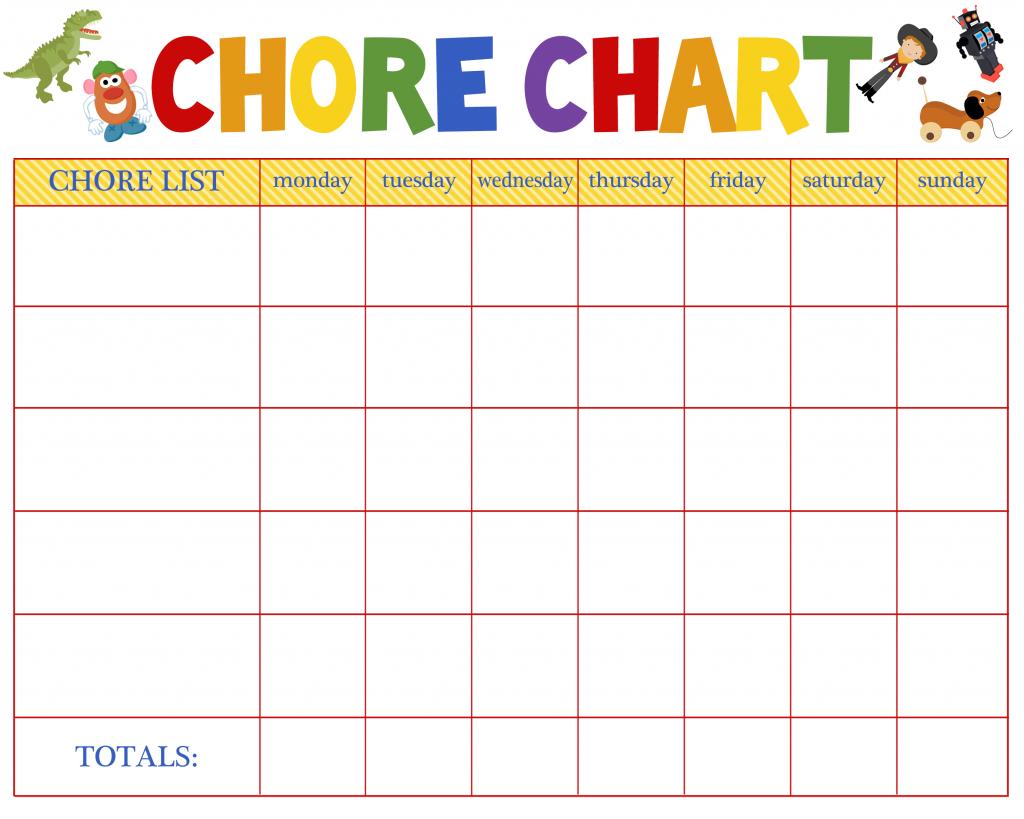 Free Behavioral Aid Printables Chore Chart Kids Chore Chart Template Chore Chart