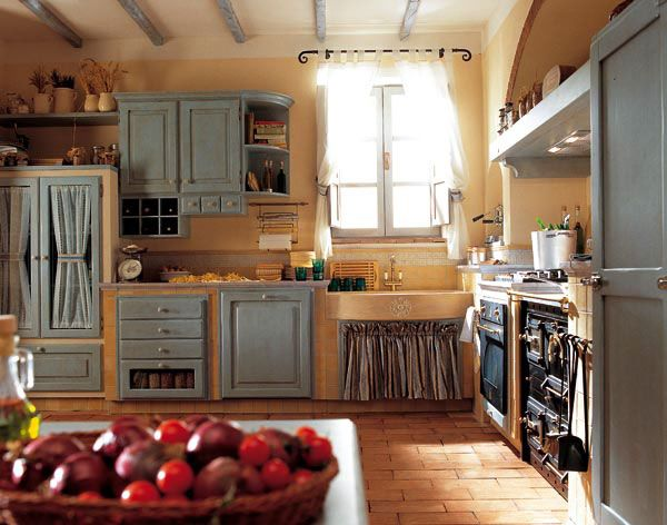 Serena Cucina country - arredamento cucine | Дизайн интерьера и ...