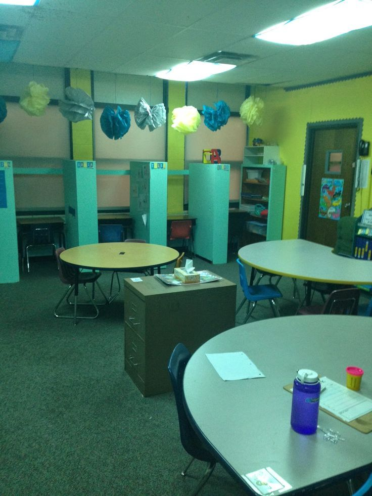 Special Education Station A Look At My Classroom 2014