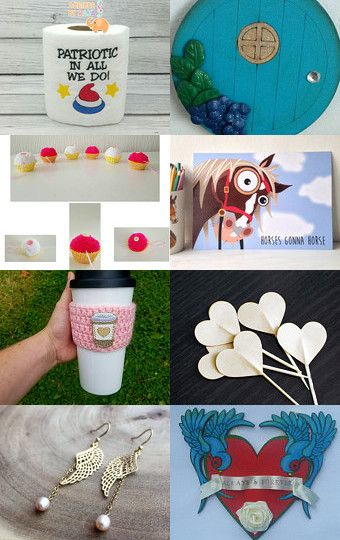 Quirky gifts by Kay Forsyth on Etsy--Pinned with TreasuryPin.com