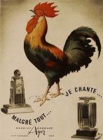 Malgré tout... Je chante... Harriet Hubert Ayer 33 boulevard PARIS