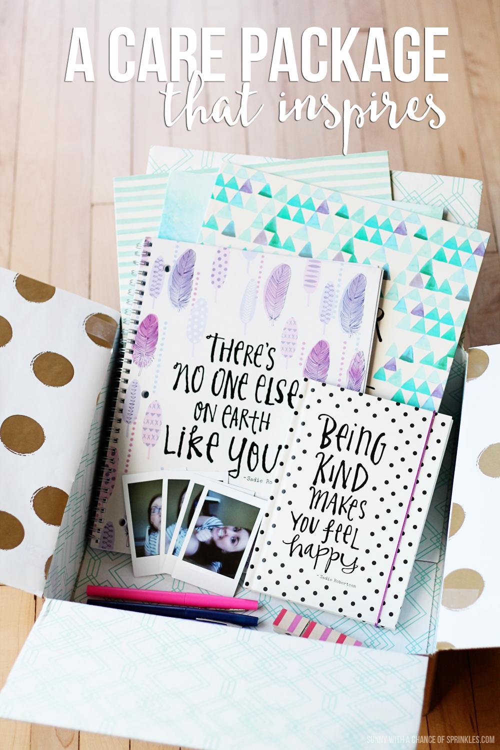 A Best Friend Care Package that Inspires #DayspringSadieRob ...