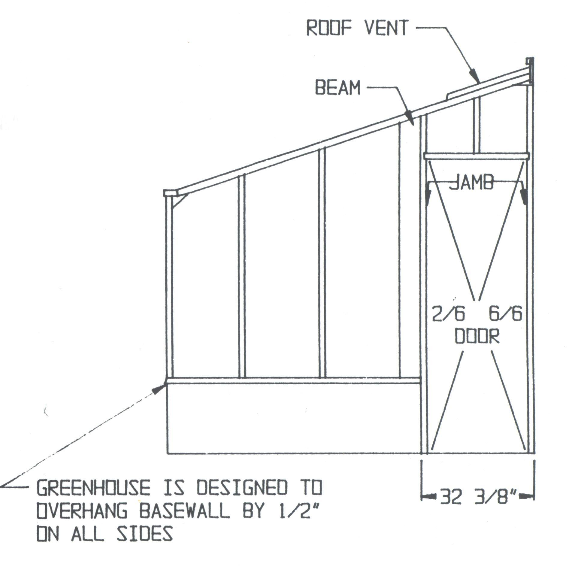 Greenhouse Planning Sturdi Built Greenhouses Greenhouse Plans