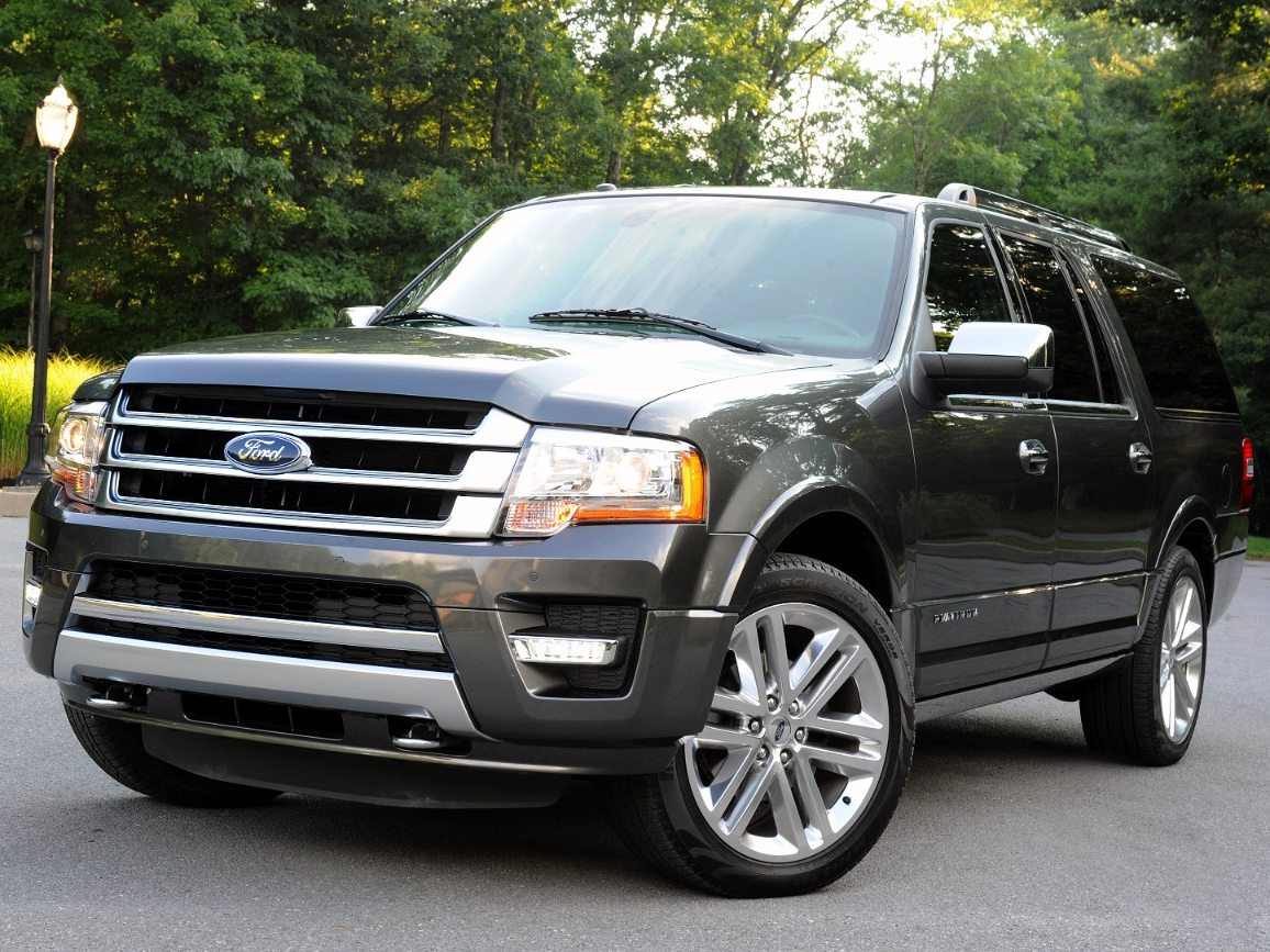 2015 Ford Expedition Earns Highest Vehicle Safety Rating From