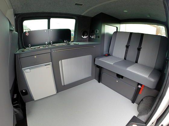 Individual Camper Conversions Devon VW T4 T5