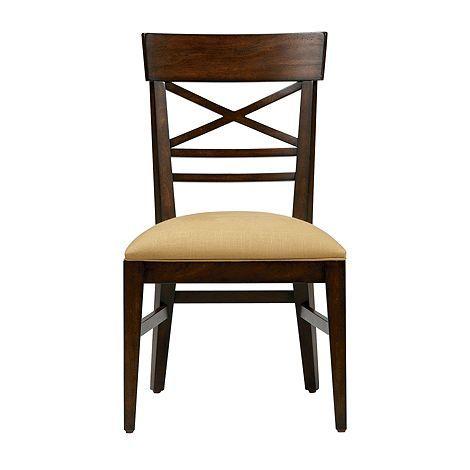 ethanallen com blake side chair ethan allen furniture rh pinterest com